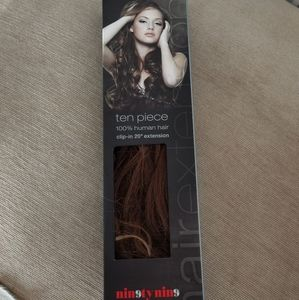 Hair Extensions (brown) (4N)